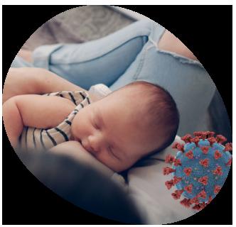 KCKZ nascholing borstvoeding corona en kraamtijd